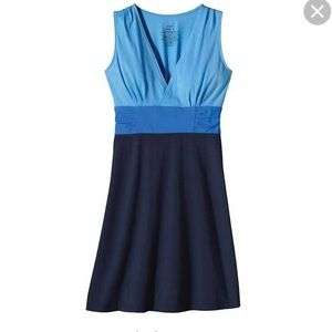 Patagonia Margot Navy Blue Dress